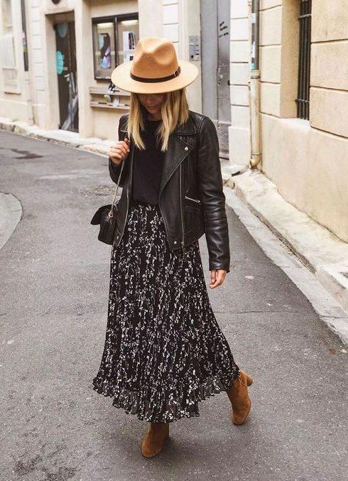 De mooiste rokken om te dragen in de winter!