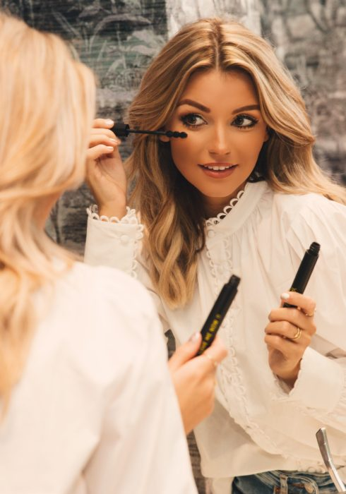 Waaah met FRIDAY Mascara kan je je eigen droom mascara samenstellen!