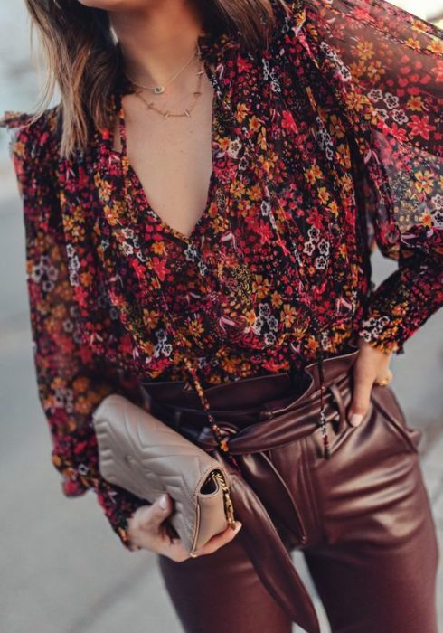 30 X De leukste floral blouses van dit moment!