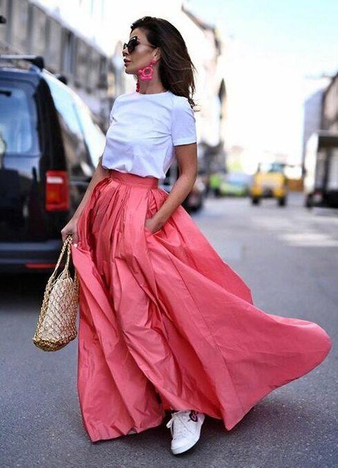 Je zou het misschien niet verwachten, maar deze rok is een grote trend!
