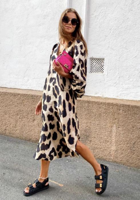De leukste leopard jurken voor deze zomer!