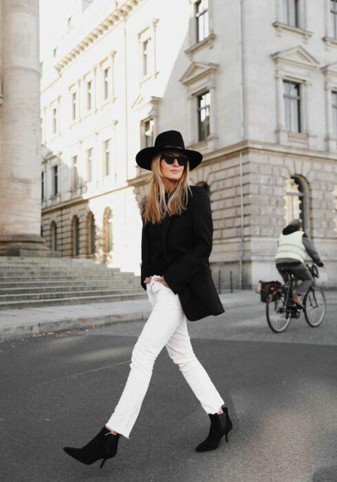 4 Manieren om jouw witte jeans te stylen!