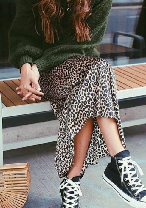 Deze outfit ga je veel zien dit najaar!