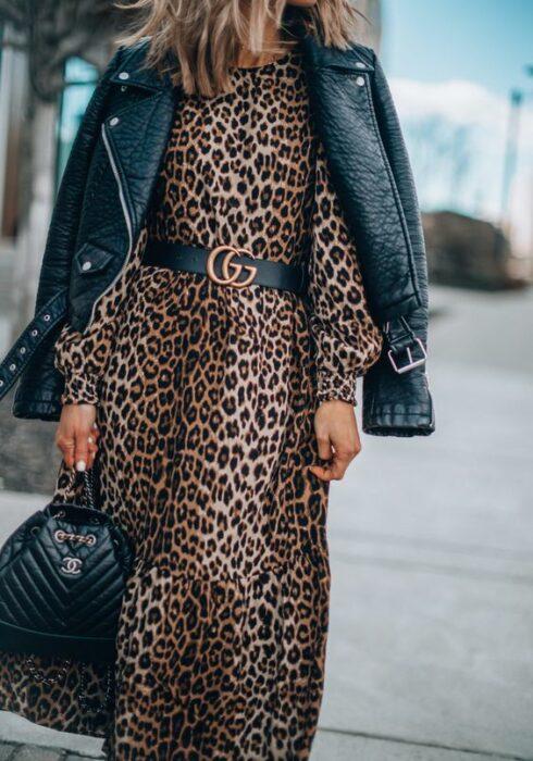 De leukste leopard jurkjes!