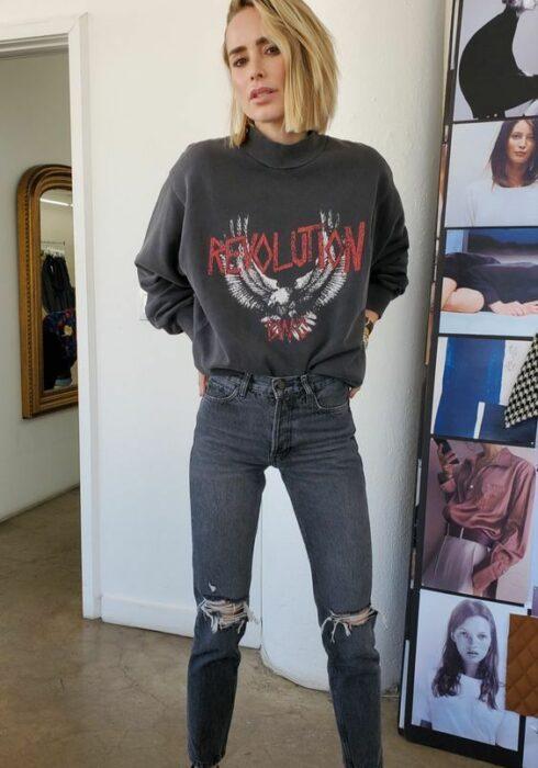 De leukste sweaters met print op de voorkant!