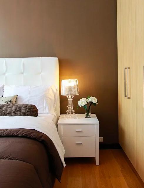 Je slaapkamer: zo rustig mogelijk of niet?