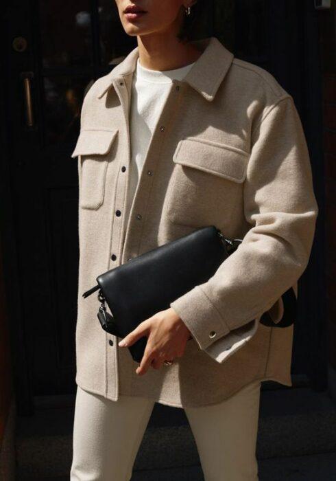 Déze jas is een mega grote trend!