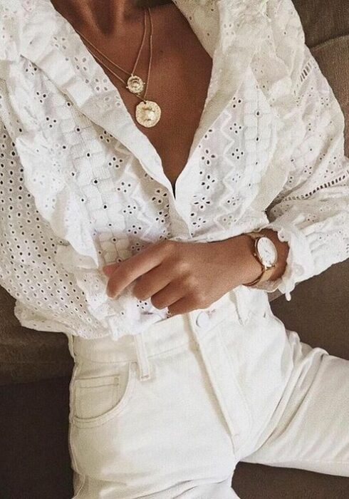 De mooiste embroidered blouses voor deze winter!