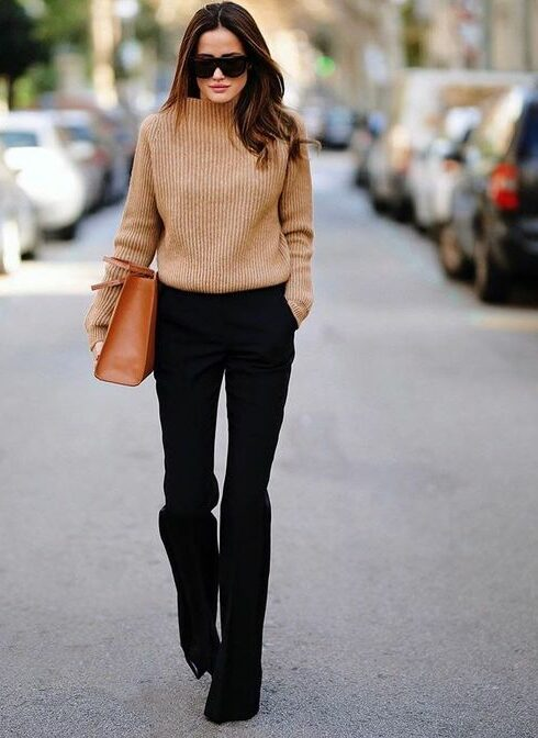 Déze broek laat iedere vrouw er langer en slanker uitzien!