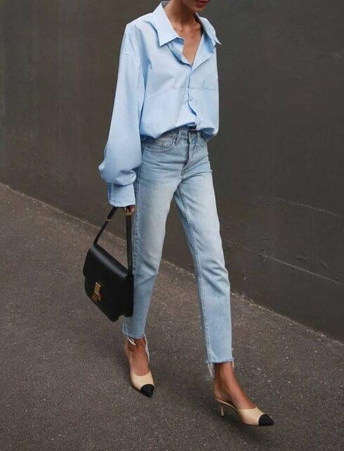 30 X De mooiste straight leg jeans