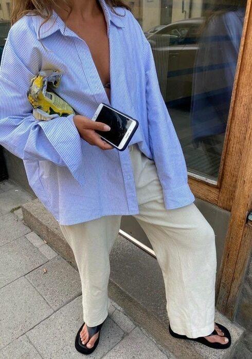 Dít is de blouse die je in je kast moet hebben deze zomer!