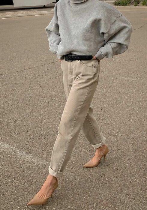 De jeans die je steeds vaker ziet!