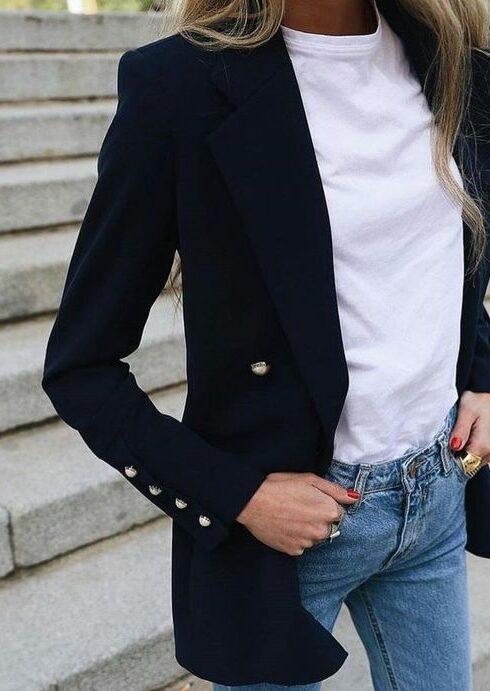 De mooiste zwarte blazers voor een stijlvolle look!