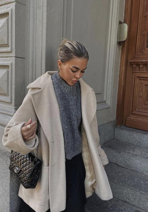 De meest stijlvolle grijze truien