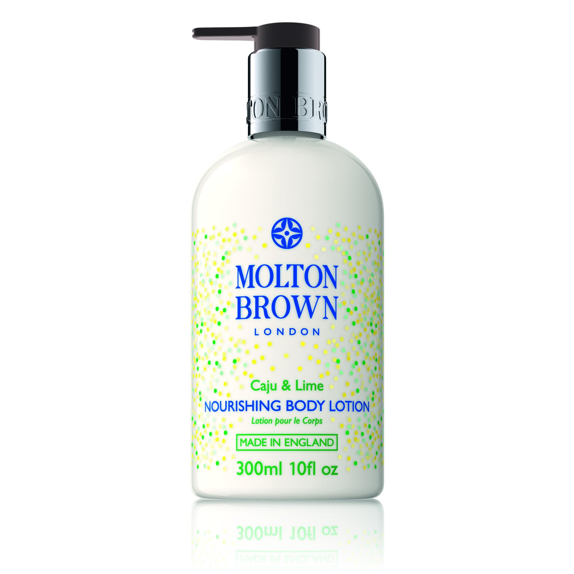 Wil jij deze Molton Brown Caju & Lime Set winnen?