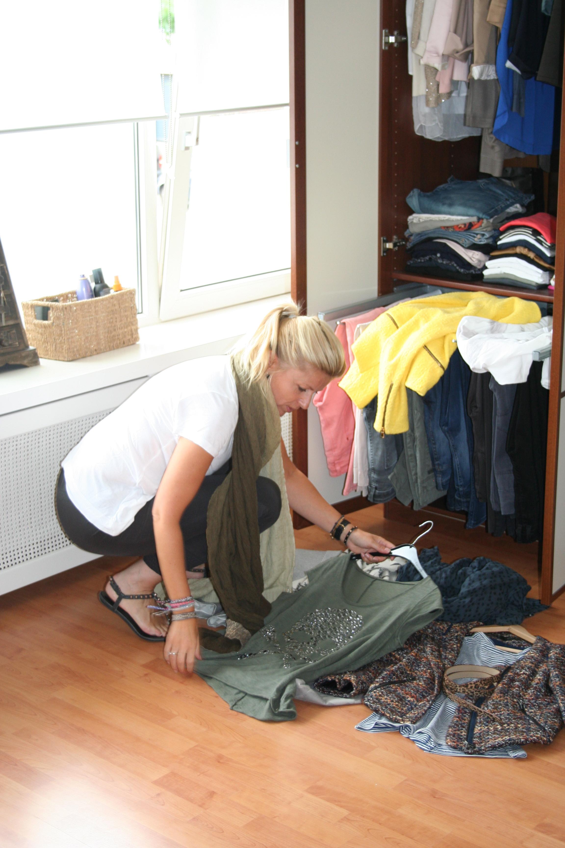Editor's report: Loraine's garderobe-update