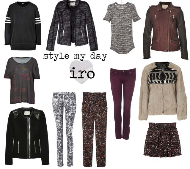style my day loves …..