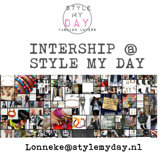 Style my day zoekt stagiaire