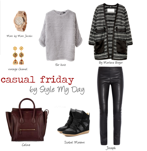 Casual Friday….