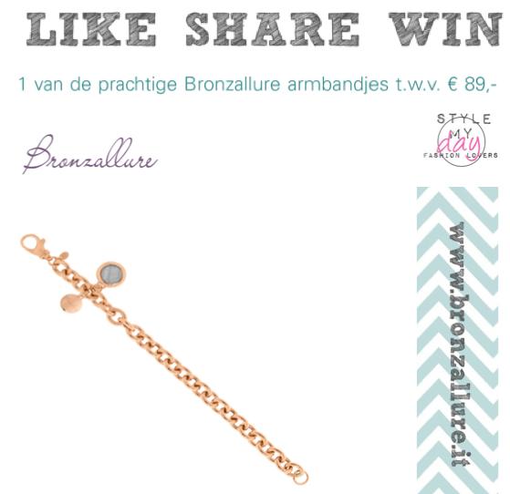 like-share-win met Bronzallure