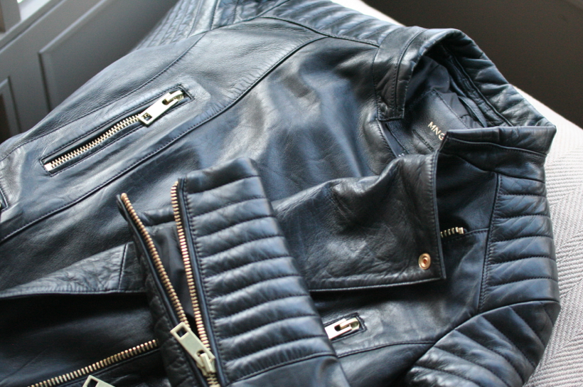 Just arrived! # leather love
