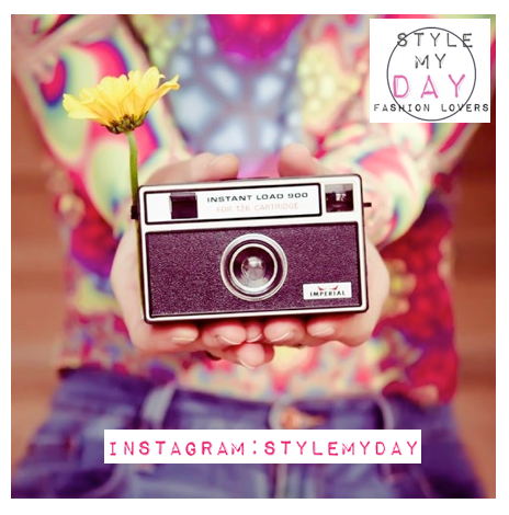 Style my day on Instagram! FOLLOW US!!