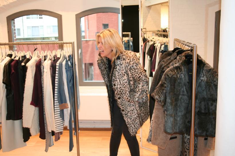 Visit @ showroom ENES Antwerp