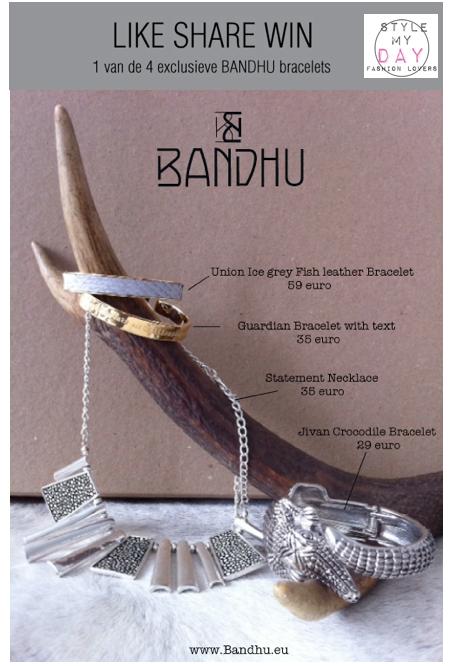 LIKE SHARE WIN met Bandhu