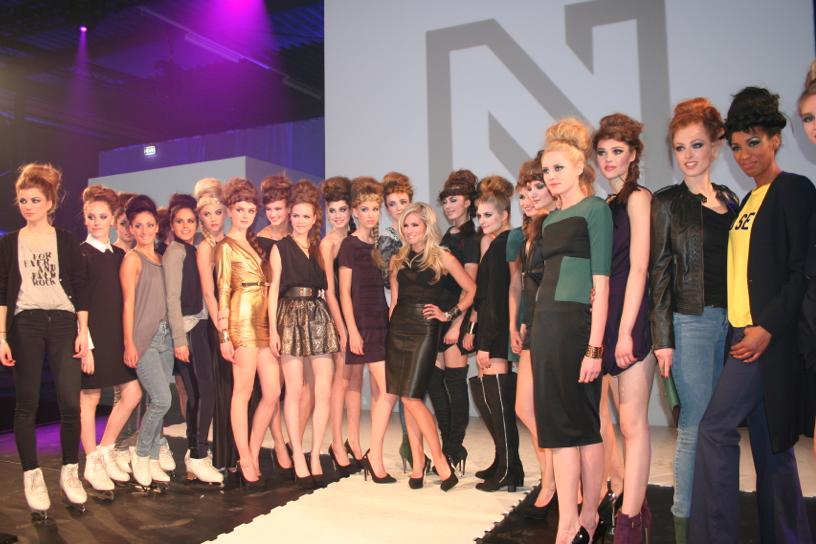 NIKKIE fashionshow @ The Harbour Club Amsterdam
