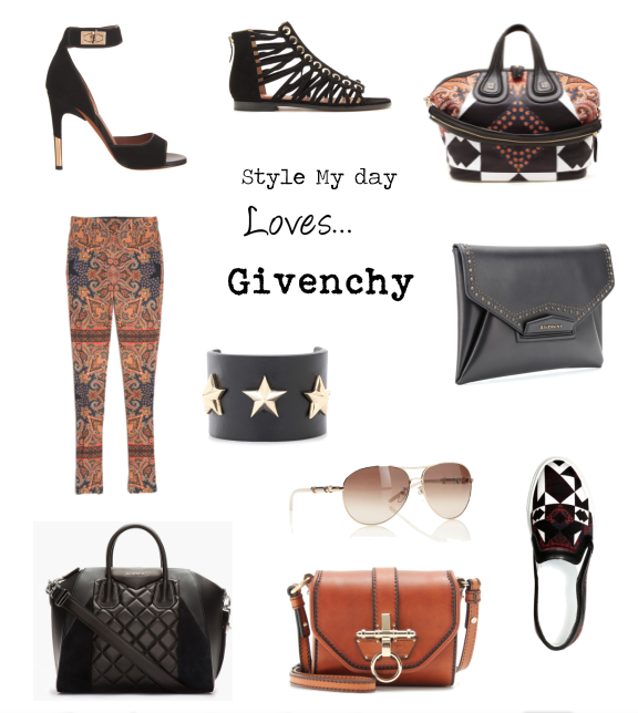 Style my day ♥ Givenchy