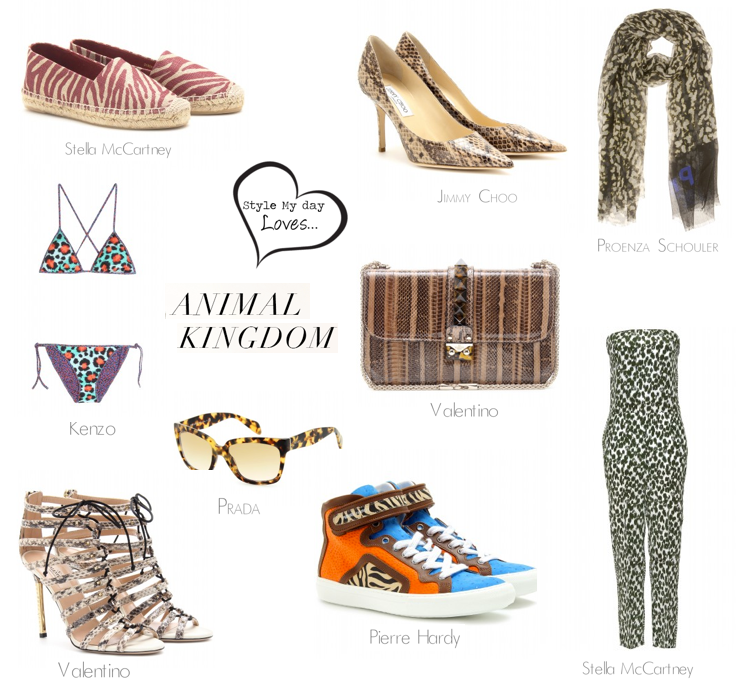 style my day has jungle fever….