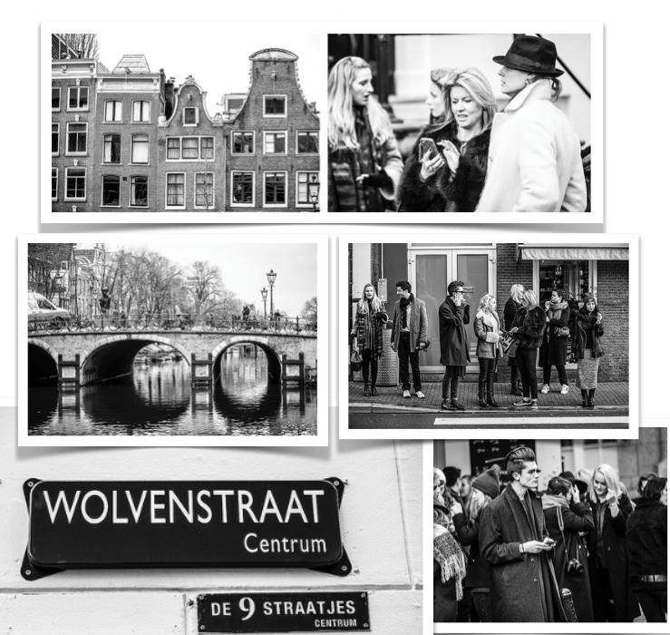 Bloggerwalk Amsterdam