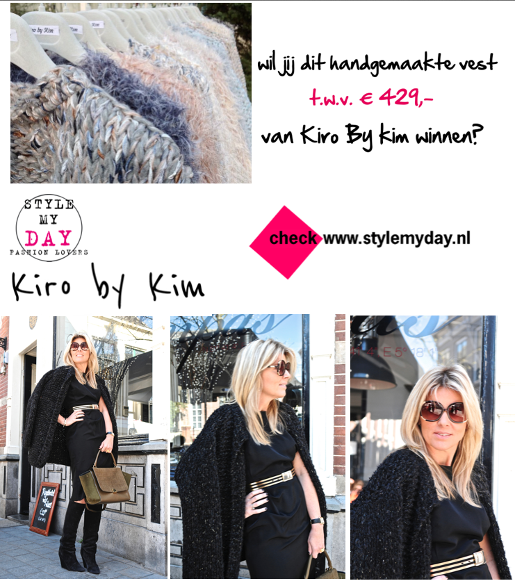 Win dit Kiro By Kim vest t.w.v. €429,-