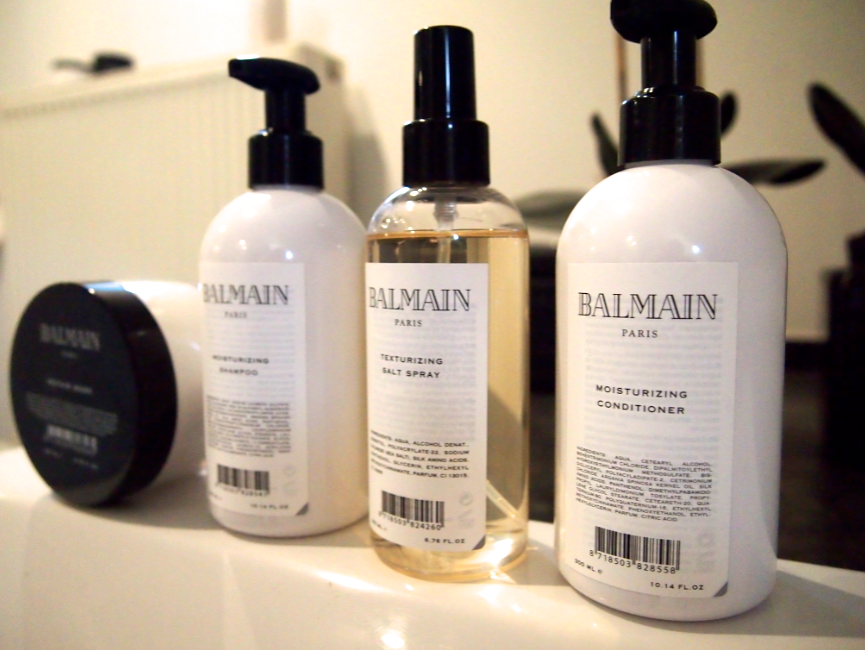 Balmain Hair Couture pakket winnen?