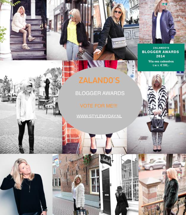 Zalando's Blogger Awards…VOTE FOR ME!!