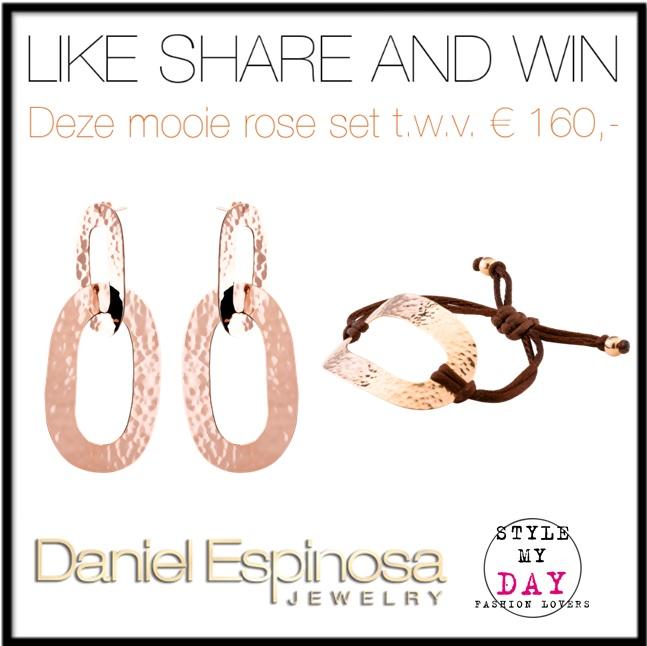 Like-share & win met Daniel Espinoza