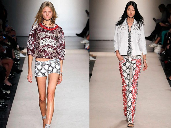 Isabel marant SS 13 sneak preview